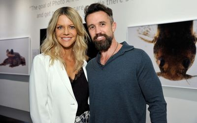 Kaitlin Olson and Rob McElhenney to Splash $35,000 as Their Philabundance Fundraiser Crosses the $50,000 Mark