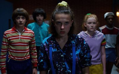 'Stranger Things' Producer Says Filming Shutting Down is 'Intense' and 'Bittersweet'