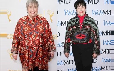"Kathy Bates Weight Loss Secret — 'Mindfulness' Helped Her Feel ""Like a Completely Different Person"""