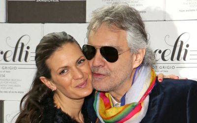 Veronica Berti — Need to Know Facts about Andrea Bocelli's Second Wife