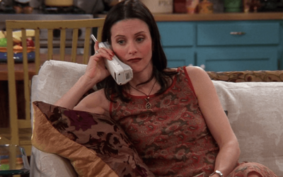 Courteney Cox Does Not Remember Being on 'Friends'