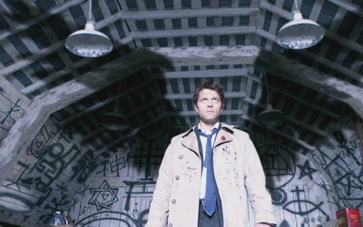 Supernatural Star Misha Collins Takes Social Distancing to 'Next Level'