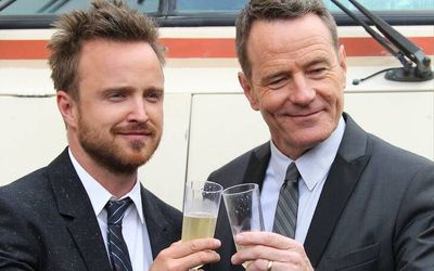 Breaking Bad Stars Bryan Cranston and Aaron Paul are Open to Returning on Better Call Saul
