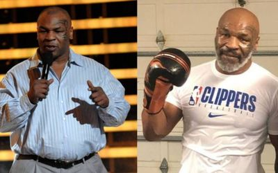 The Complete Story of Mike Tyson's Weight Loss
