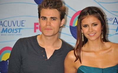 Nina Dobrev Did Not Like Her The Vampire Diaries Co-Star Paul Wesley