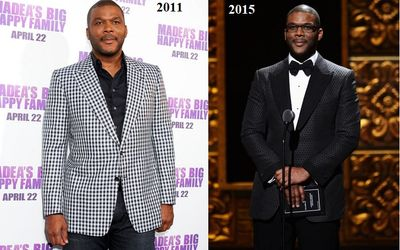 Tyler Perry Weight Loss — You Can Quit Meat & Still Be Ripped!