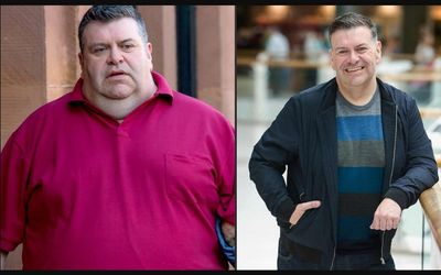 Tom Urie's 18-Stone Weight Loss, How Did He Do It?