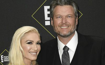 The Power Couple Blake Shelton and Gwen Stefani Releasing New Duet