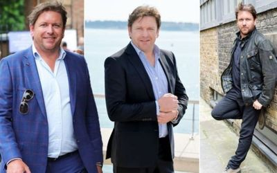 James Martin's Weight Loss, TV Chef Lost 5-Stone in 2 Months