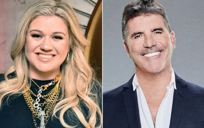 Fans React to Kelly Clarkson Filling In for Simon Cowell on AGT