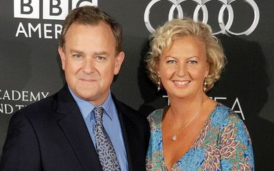 Who is Hugh Bonneville's Wife? How Long Has He Been Married?