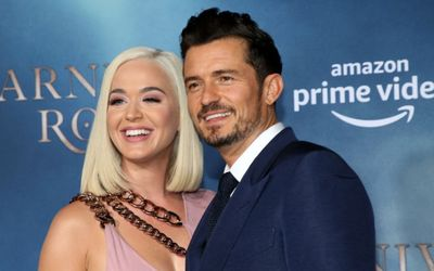 Katy Perry and Orlando Bloom Welcome Their First Baby