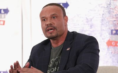 Dan Bongino Updates on His Health, Reveals Has a Lump on His Neck