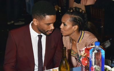 Kerry Washington's Married Life With Her Husband Nnamdi Asomugha