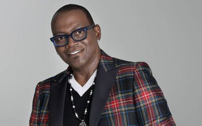 'Name That Tune' Star Randy Jackson Weight Loss Story!