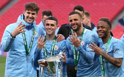 Manchester City Win the League Cup After Beating Tottenham in the Final