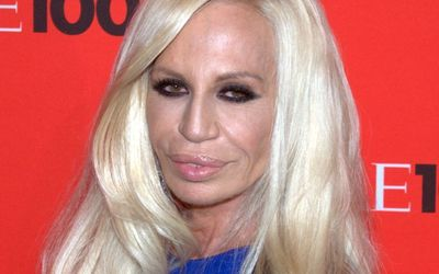Donatella Versace's Plastic Surgery: Her Before and After Looks